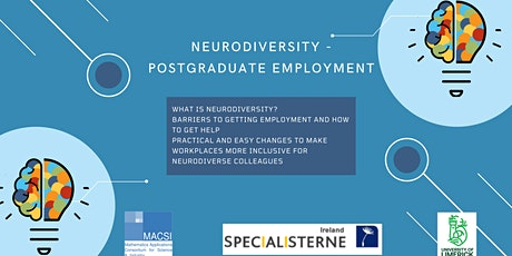 Neurodiversity - Postgraduate Employment tickets