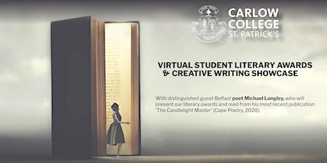 Virtual Annual Literary Awards & Creative Writing Showcase tickets