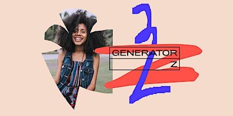 Generator Z Afterschool Ideas Workshop Series tickets