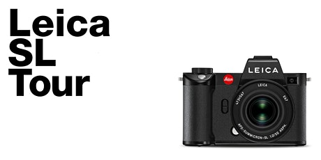 Leica SL Tour at Grobet Foto billets