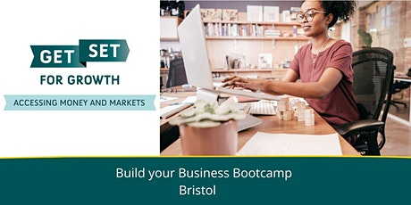Build your Business Bootcamp for established SMEs (Turnover under 30K) tickets