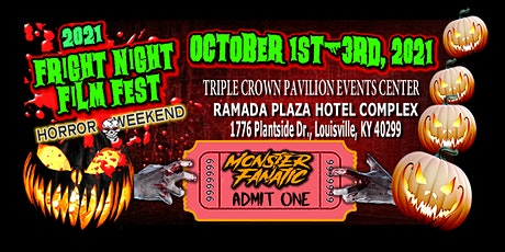 Fright Night Vendor Booths tickets