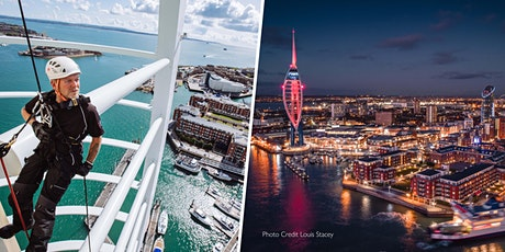 Spinnaker Tower Abseil Challenge - Choose Your Date tickets
