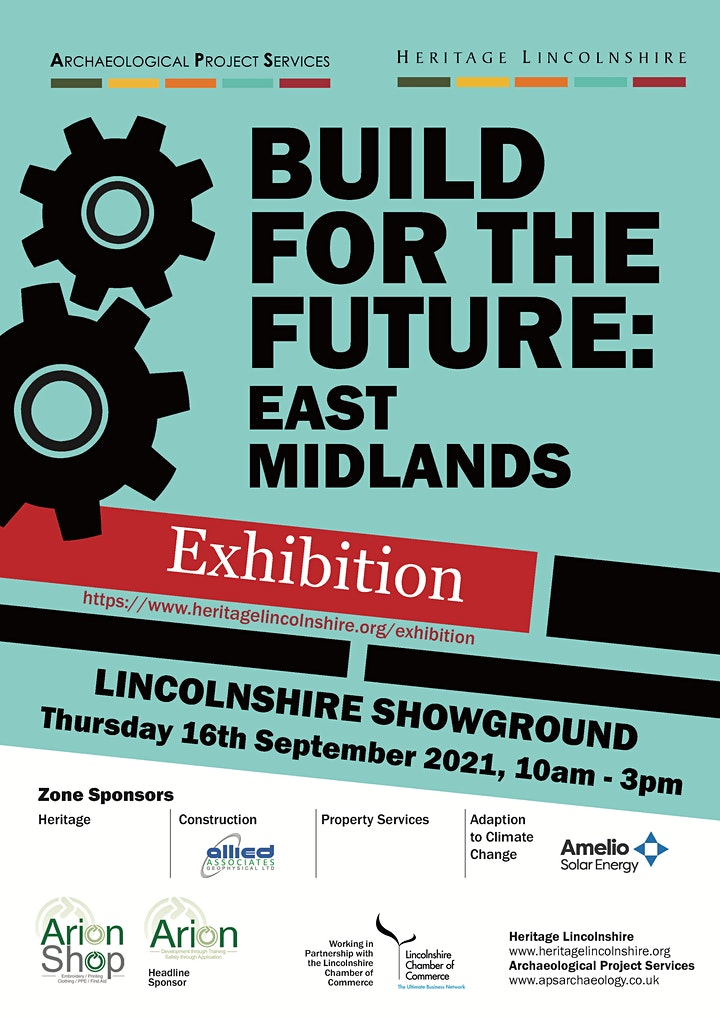 Build for the Future: East Midlands image