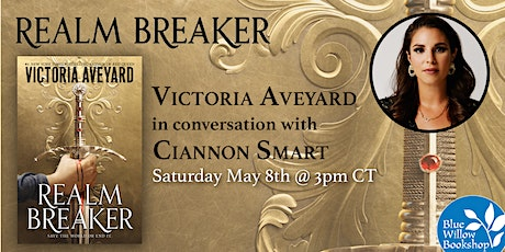 Victoria Aveyard | Realm Breaker tickets
