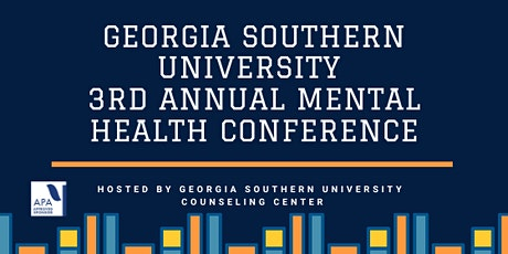 Georgia Southern University 3rd Annual Mental Health Conference tickets