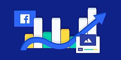 Advanced Facebook Marketing Webinar tickets