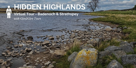 Virtual Scotland - Hidden Highlands - Badenoch and Strathspey tickets