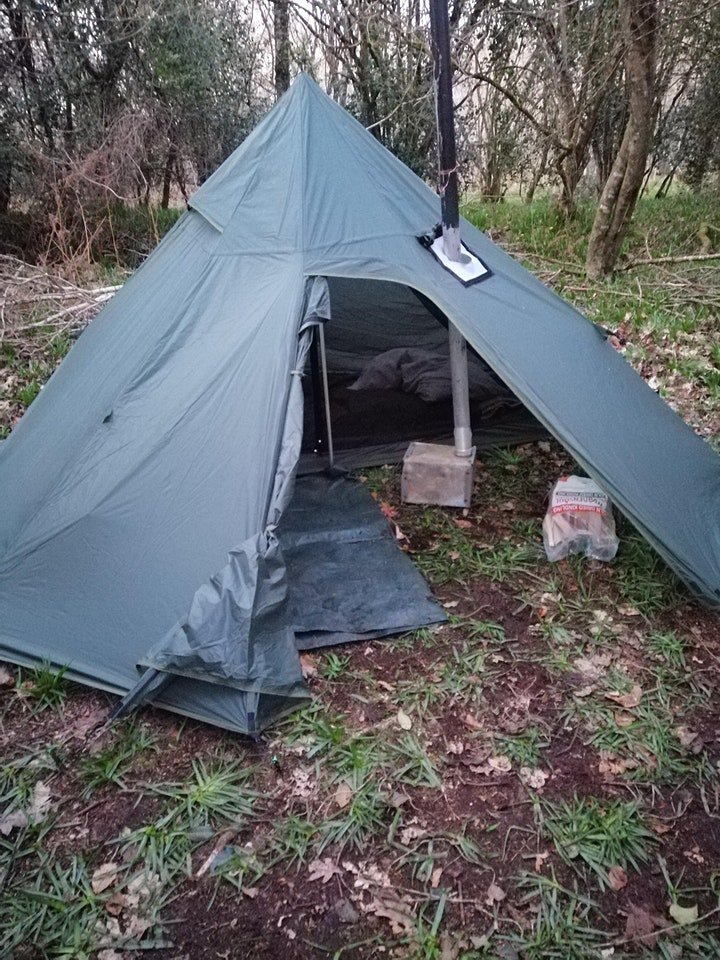 Weekend Woodland Camping - Social Event image