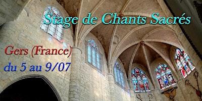 Stage de Chants Sacrés