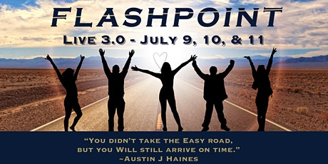 Flashpoint Experience 3.0 ∞ Your Turnaround Story Starts Here tickets