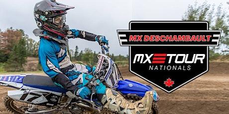 Championnat national MX Tour MRC billets