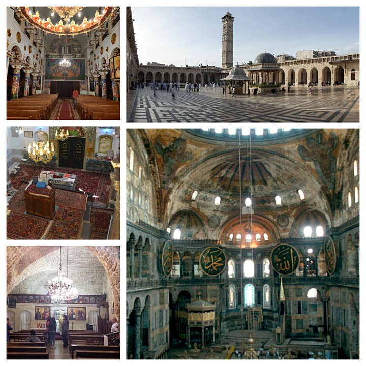 Religious Cultural Heritage: Concepts and Issues in the Modern Middle East image