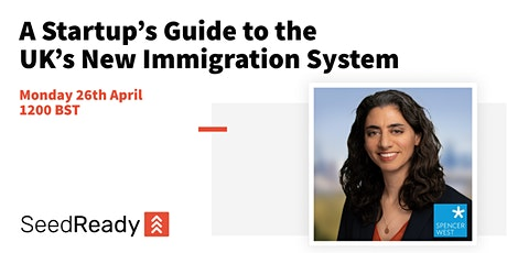 A Startup's Guide to the UK's New Immigration System. tickets