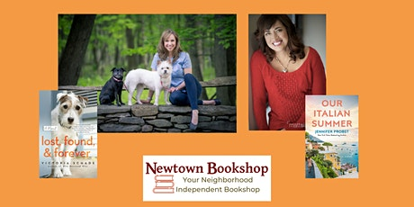 Victoria Schade and Jennifer Probst Virtual Event with Newtown Bookshop tickets