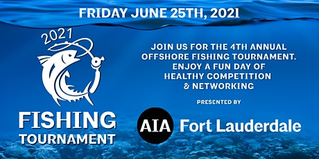 2021 AIA Fort Lauderdale Offshore Fishing Tournament tickets