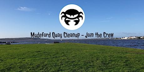 Mudeford Quay Cleanup tickets