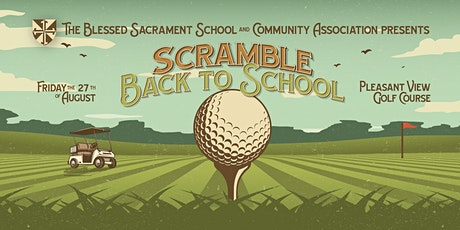 Blessed Sacrament's Scramble Back to School tickets