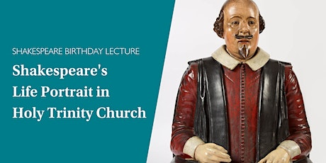 The Shakespeare Birthday Lecture tickets