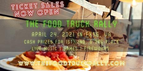 The Food Truck Rally- Fredericksburg tickets