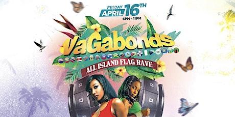 Vagabond [ All Island Flag Rave ] tickets
