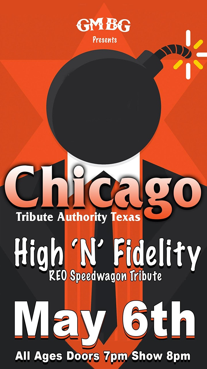 Chicago Tribute Authority Texas, High N' Fidelity image