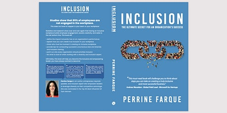 Book Launch: Inclusion, the Ultimate Secret for an Organization's Success tickets