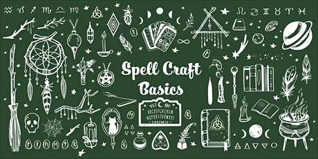 Practical Magick: Spell Craft Basics tickets