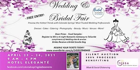 Colorado Springs 2021 - 1st Bridal Fair tickets