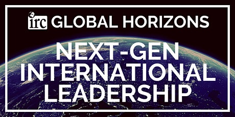 Global Horizons - Next-Gen International Leadership tickets