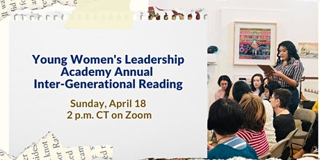Young Women's Leadership Academy  Annual Inter-Generational Reading tickets