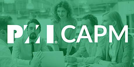 CAPM Certification Training In Anniston, AL tickets