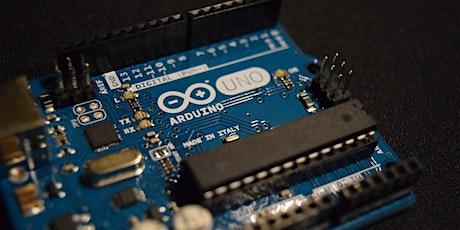 Hatch: Advanced Arduino tickets