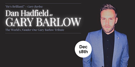 Gary Barlow Christmas Tribute Night! tickets
