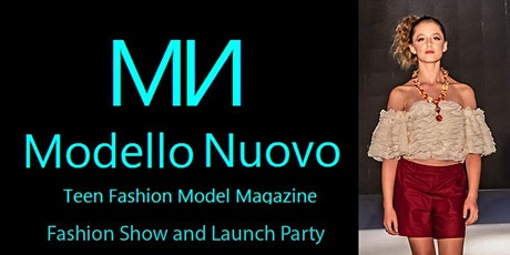 Modello Nuovo Fashion Show and Launch Party tickets