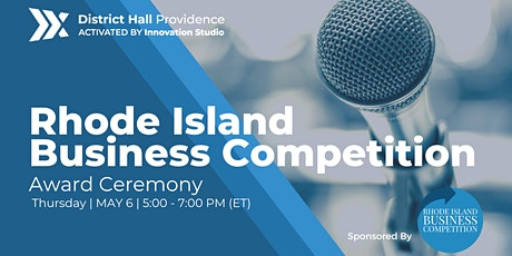 Rhode Island Business Competition: Award Ceremony tickets