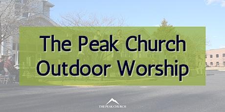The Peak Church Outdoor Worship tickets