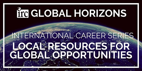 Global Horizons - ICS: Local Resources for Global Opportunities tickets