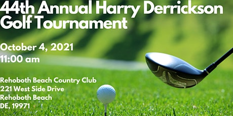 44th Annual Harry Derrickson Golf Tournament tickets