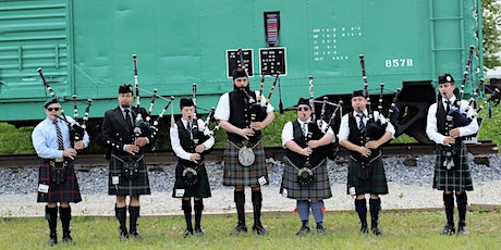 2021 Cumberland Valley Scottish Games - Solo Piping Competition tickets