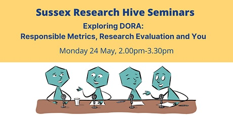 Exploring DORA: responsible metrics, research evaluation and you tickets