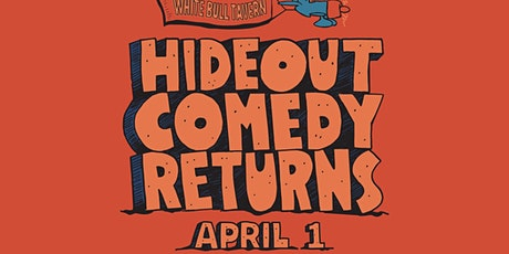 Hideout Comedy Thursdays! tickets