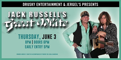 Jack Russell's Great White (Acoustic) tickets