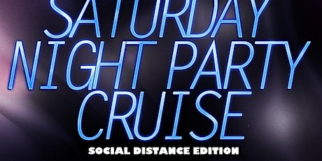 SATURDAY NIGHT LIVE SOCIAL DISTANCE  CRUISE NEW YORK CITY tickets