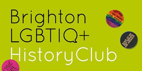 LGBTIQ+ History Club : April tickets