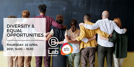 Diversity & Equal Opportunities - STI Thematic Event tickets