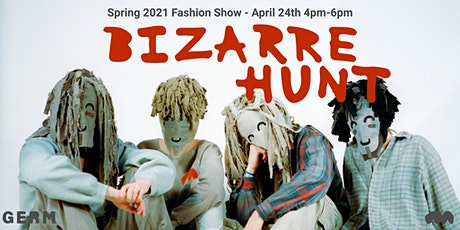 Germ Earthwear - Spring 2021 Fashion Show tickets