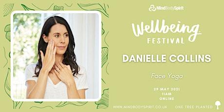 Danielle Collins - Face Yoga Workshop tickets