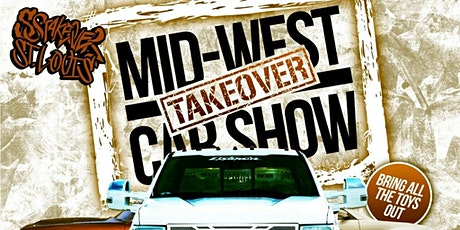 MidWest TakerOver Car Show tickets