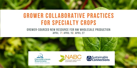 Grower Collaborative Practices for Specialty Crops tickets